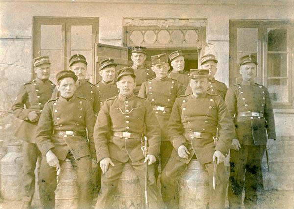 gamle soldater billeder