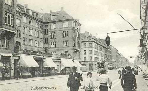 Biografer i Århus liv i Istedgade