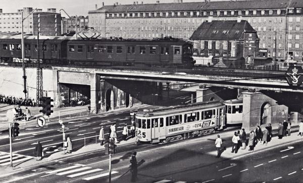 KS - Linje 5 - Nørrebro Station